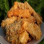 Палочки из куриного филе (в панировке)