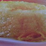 Мусс из консервированных ананасов