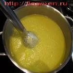Быстрое размешивание супов