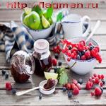 ягоды для варки варенья