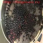 Бланшировку черной смородины