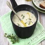 Суп – пюре из белой фасоли