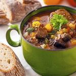 Суп фасолевый с бараниной