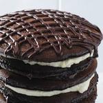 Торт ореховый с какао