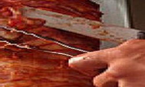 Шашлык по-карски, из баранины