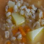 Суп перловый