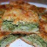 Зеленые пироги