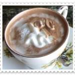Горячий шоколад на кокосовом молоке