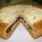 Пирог «губадия» с мясом