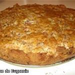 закусочный пирог с тунцом
