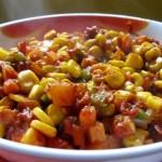 Овощи по – мексикански