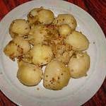Картофель в зернистой горчице