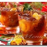 Напиток из сухофруктов с пряностями