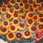 Вишнёво – абрикосовый пирог