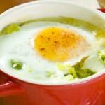 Яйца с луком – пореем