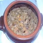 Почки-каварма (в горшке)