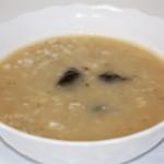 Суп из овсяной крупы с черносливом