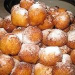 Пончики с сухофруктами
