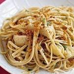 Спагетти с цветной капустой