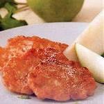 Оладьи яблочно — грушевые