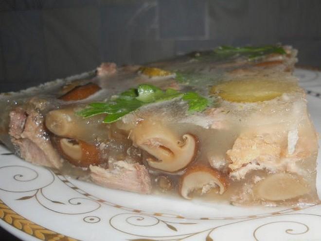 предназначены заливное из грибов рецепт с фото фирма-производитель линеек питания