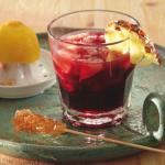 Пунш фруктово – ягодный