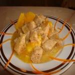 Жаркое с апельсинами