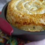 Картофельный пирог «улитки»