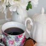 Чайный напиток с черносмородиновым соком
