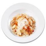 Мюсли с морковью и йогуртом