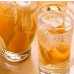 Водка с абрикосами