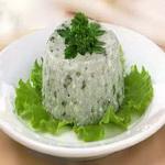 Салат с сыром «Рокфор»