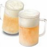 Флип с охлаждённым пивом