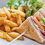 Бутерброды на шампуре