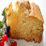 Пирог сметанный