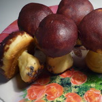 Пирожное «Грибочки»