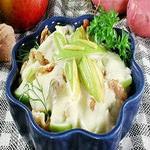 Салат из филе куропатки