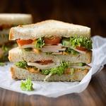 Сэндвичи с индейкой