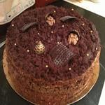 Торт «Ореховые коржи»