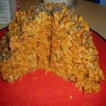 Торт без выпечки (из печенья)