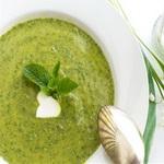 Гороховый суп-пюре с индейкой