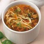 Суп – лапша грибной