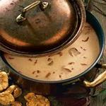 Гречневый суп из свежих опят