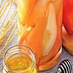 Компот из груш с мёдом