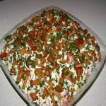 Смешанный грибной салат
