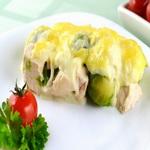 Белый соус к блюдам из капусты