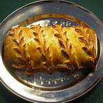 Кулебяка с капустой и луком