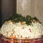 «Сырой» овощной салат