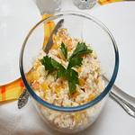 Грибная закуска с ананасами и куриным филе