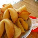 Пирожки «с пожеланиями», новогодние